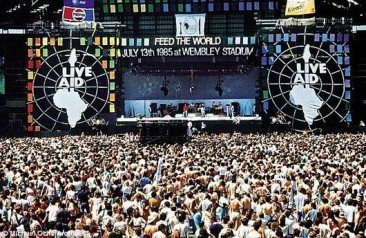 Live Aid – Remembering A Magical Day