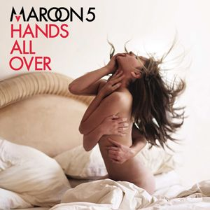 Maroon 5 Hands All Over Album Cover - 300