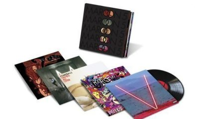 Maroon 5 The Studio Albums Box Set