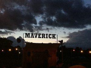 Maverick dusk