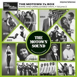 "Motown 7""s Vol 3 Packshot"