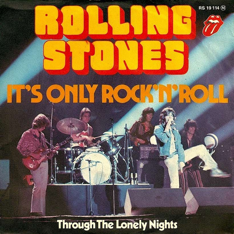 Rolling Stones It's Only Rock'n'Roll But I Like it