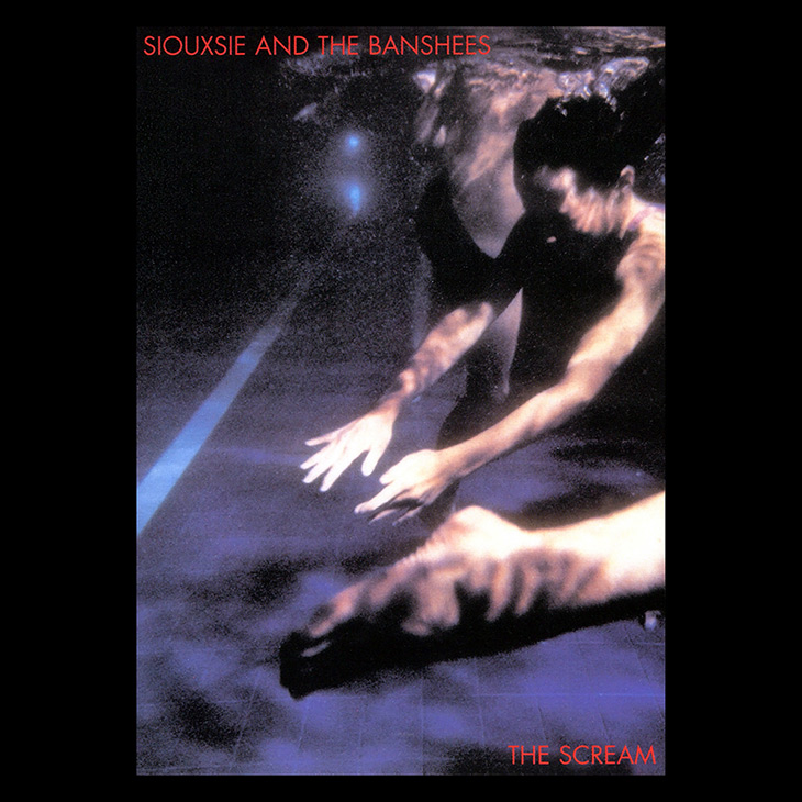 Siouxsie And The Banshees The Scream Album Cover web 730