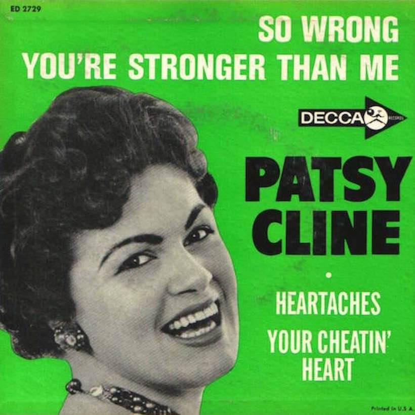 So Wrong Patsy Cline EP