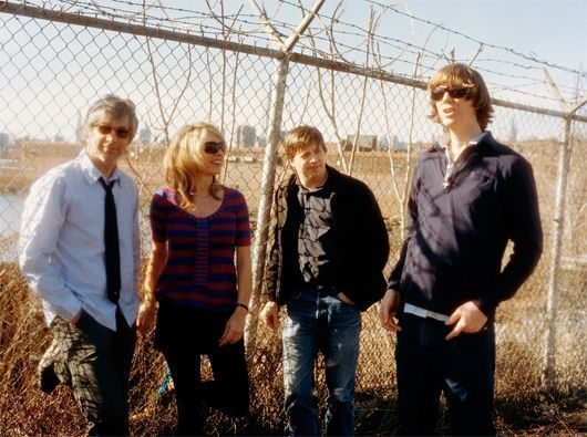 Sonic Youth 2006 Rather Ripped Era