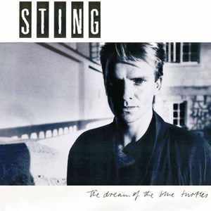Sting The Dream Of The Blue Turtles Album Cover - 300