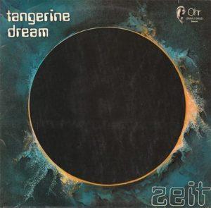 Tangerine Dream Zeit Album Cover - 530
