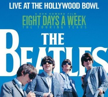 Beatles Strike With 'Live At The Hollywood Bowl'