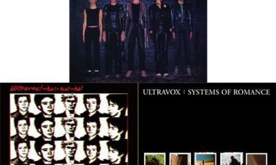 Ultravox, Ha Ha Ha, Systems Of Romance Album Covers - 530