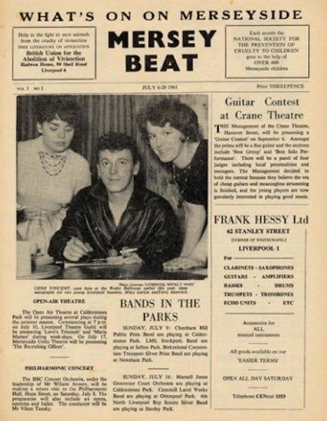 The Birth Of Mersey Beat