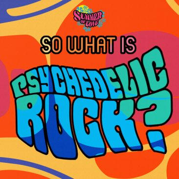 So What Is Psychedelic Rock?