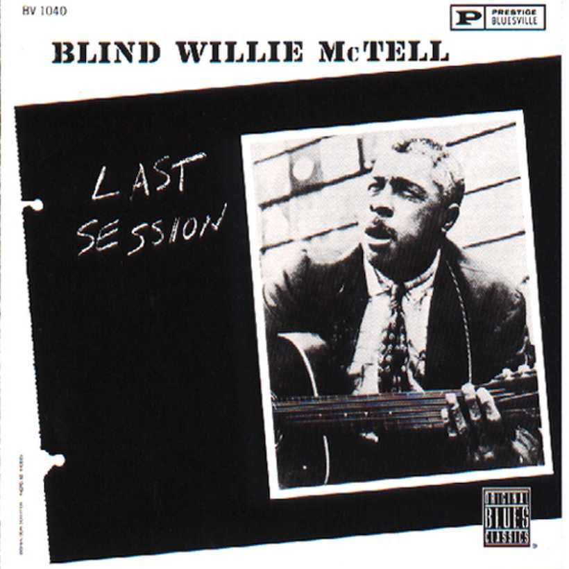 Blind Willie McTell Last Session