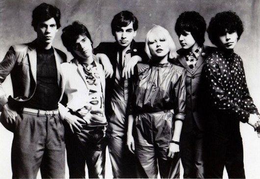 Blondie Chrysalis press shot 1979 - 530