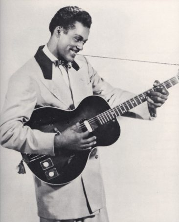 'Maybellene' Gives Chuck Berry A Debut Smash