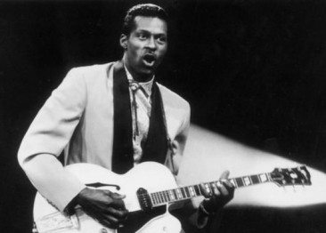 Chuck Berry Sings, Rolling Stones Listen