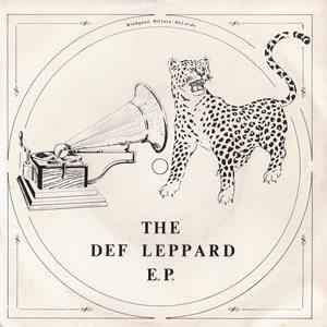 Def Leppard - The Def Leppard EP - 300