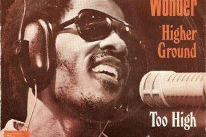 Stevie Wonder Reaches 'Higher Ground'