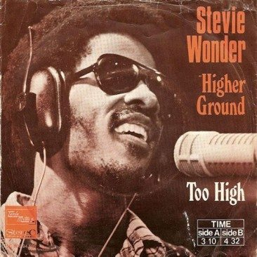 Stevie Wonder Reaches 'Higher Ground'