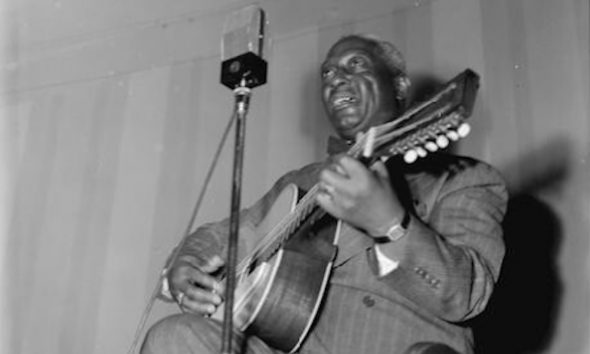 Lead Belly Lomax Recordings