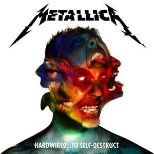 Metallica Hardwired... To Self-Destruct Album Cover - 300