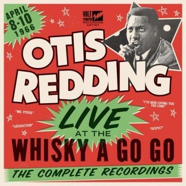 Well-Aged 'Whisky' On Otis Redding Live Box Set