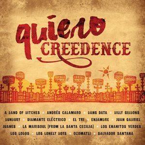 Quiero Creedence Album Cover - 300