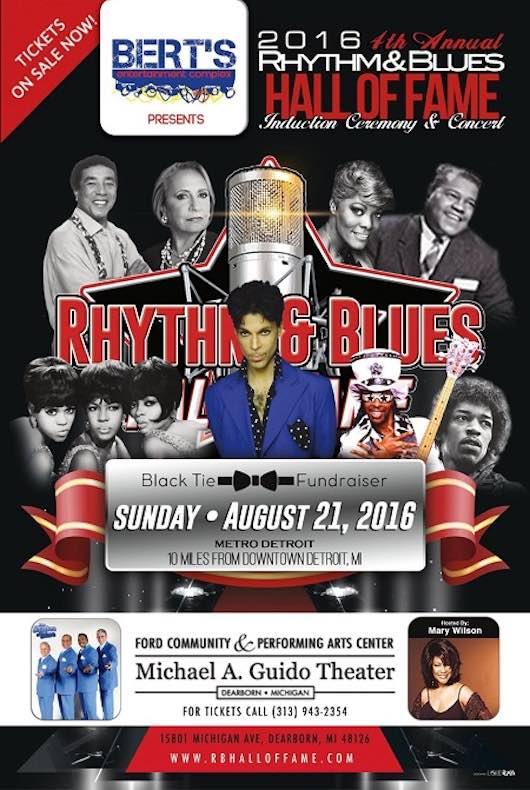R&B Hall of Fame To Induct Prince, Domino, Supremes, More
