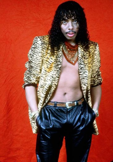 The King Of Punk-Funk, Rick James