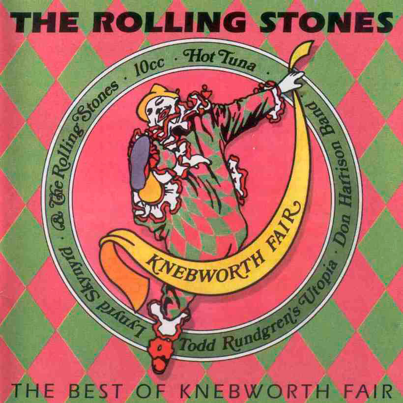 Rolling Stones Knebworth Fair