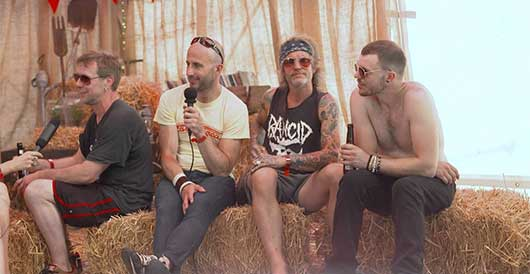 Terrorvision Interview At Ramblin Man Fair 2016 Udiscover
