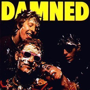 The Damned - Damned Damned Damned Album Cover - 300