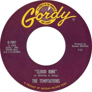 The Temptations - Cloud Nine