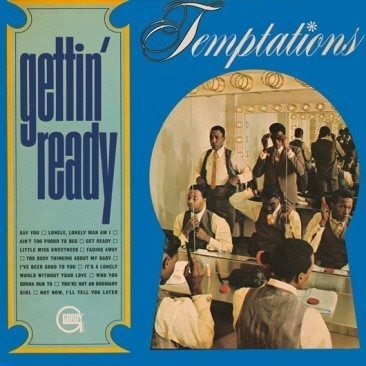 reDiscover The Temptations' 'Gettin' Ready'