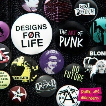 Designs For Life: The Art Of Punk