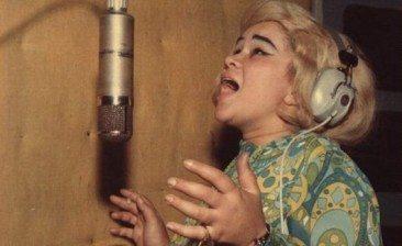 Etta James Makes The Album Chart, At Last