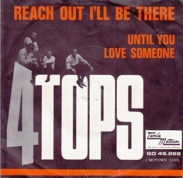 Four Tops Reach The World With 'Reach Out I'll Be There'