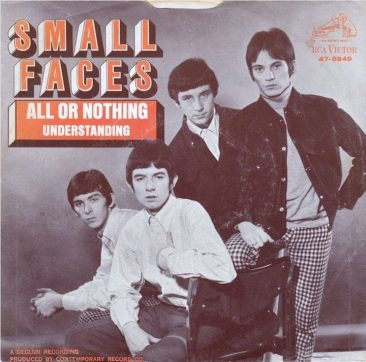 'All Or Nothing' Goes All The Way For Small Faces