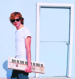 Beck Guero 2005 era - keyboard - 300