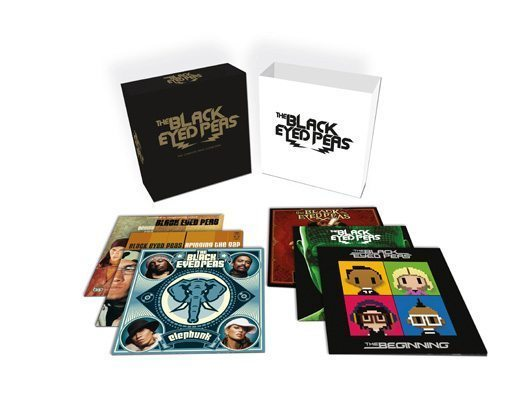 Black Eyed Peas The Complete Vinyl Collection 3D - 530