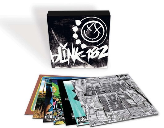 Blink-182 Vinyl Box Set - 530