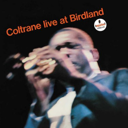 Coltrane Live At Birdland