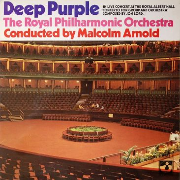 Rock & Classical Married By Deep Purple