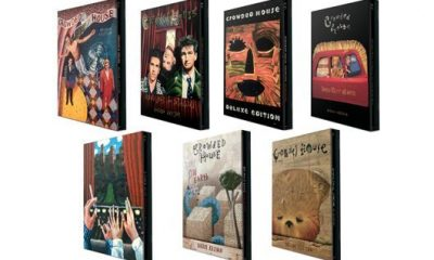 Crowded House Deluxe Packshots
