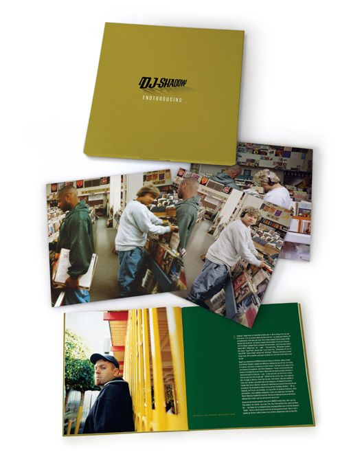 DJ Shadow - Endtroducing Endtrospective Edition - 530