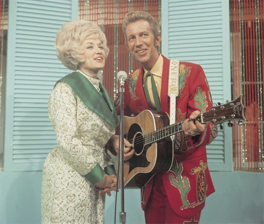 Dolly Porter And Porter Wagoner Live TV - 530