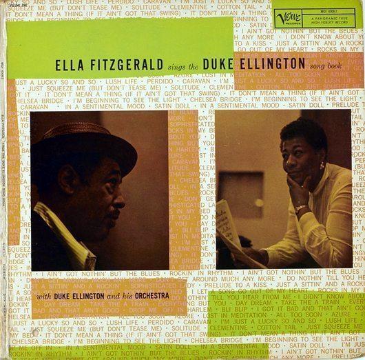 Rediscover Ella Fitzgerald Sings The Duke Ellington Songbook