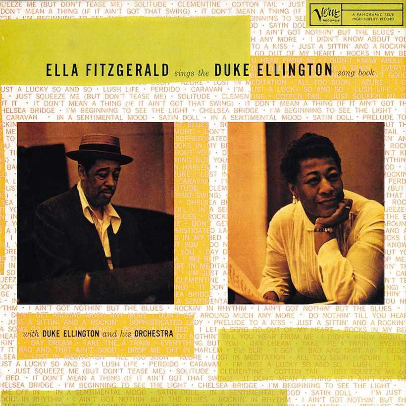 Ella Fitzgerald Sings The Duke Ellington Songbook