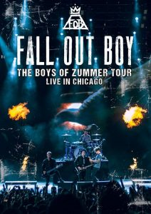 Fall Out Boy Live In Chicago 2D DVD artwork - 530