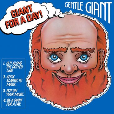 reDiscover Gentle Giant's 'Giant For A Day!'