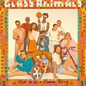 Glass Animals How To Be A Human Being Album Cover - 300